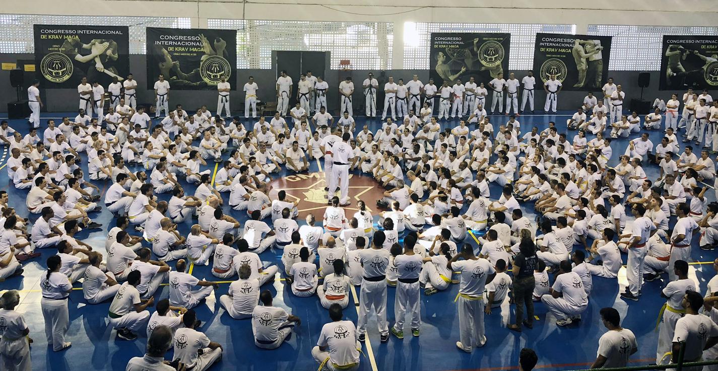 50 anos de Krav Maga do Grão Mestre Kobi